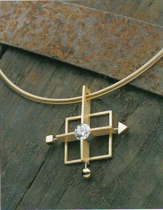 diamond pendant...