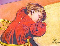 Śpiący Staś, 1904 – Wikipedia, wolna encyklopedia