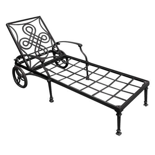 10 best ideas about outdoor chaise lounge chairs on for Aluminum chaise lounge outdoor