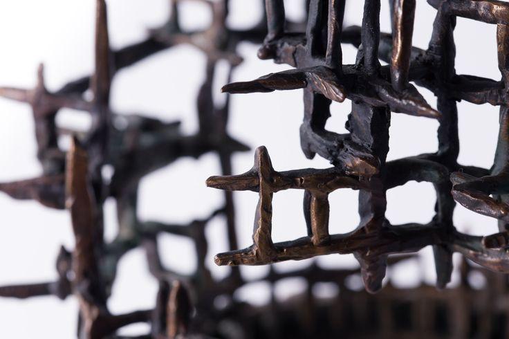 Filippo Vieri | INIZIAZIONE bronzo - 2006 - H. 50 cm. Photo: stefanocasati.com