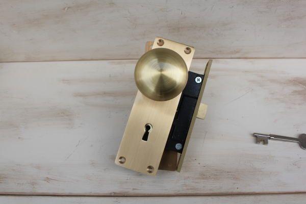真鍮ドアノブ 無垢ドア ドアノブ ノブ ドア