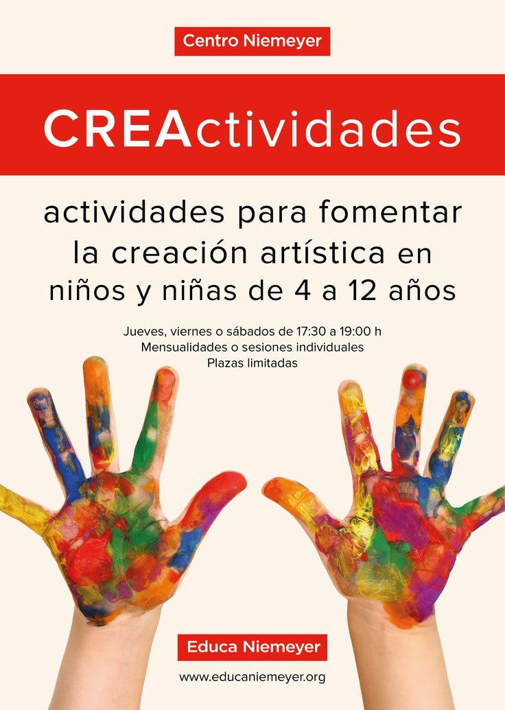 Programa CREActividades Educa-Niemeyer 2014-2015