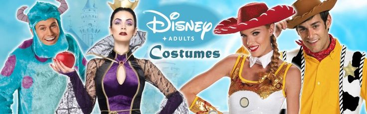 Disney Costumes for Adults