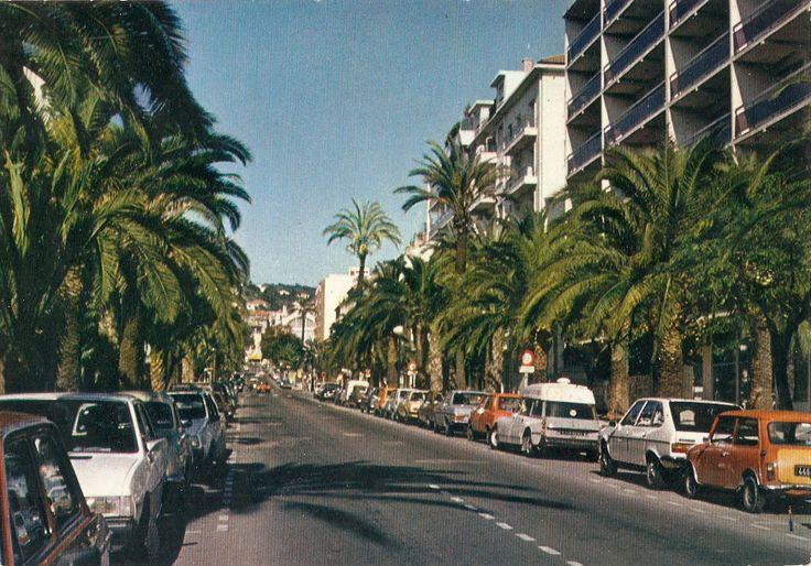 Hyères-les-Palmiers, Avenue Gambetta