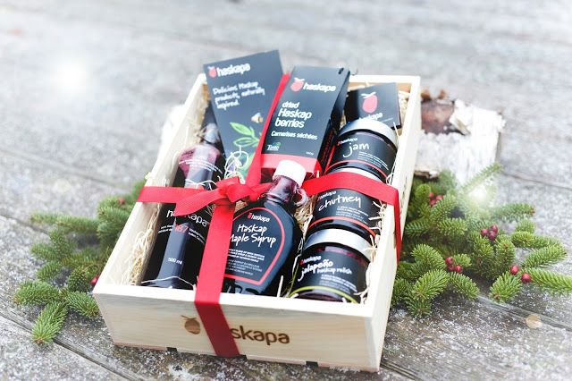 Best Gifts: A New Flavour with haskapa