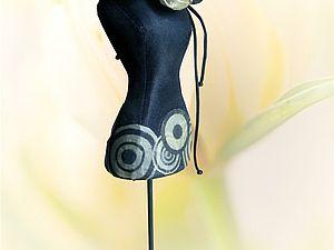 Мини-манекен - Ярмарка Мастеров - ручная работа, handmade
