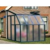 RION SUN LOUNGE LEAN-TO GREENHOUSE 6.5' X 14.6' CA $2,349.97