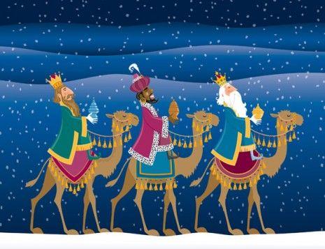Feliz dia de los Reyes Magos!