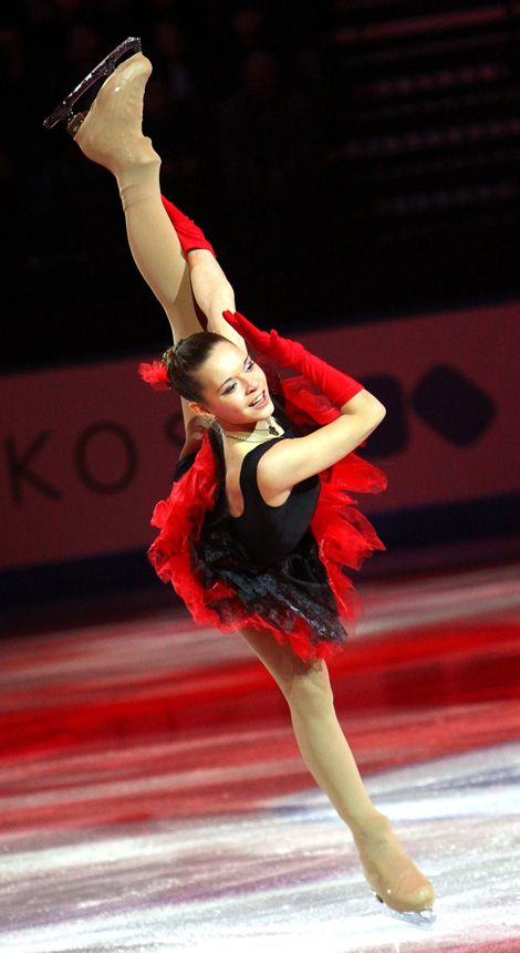 Adelina Sotnikova.I love watching ice skating.Please check out my website thanks. www.photopix.co.nz