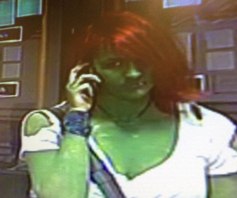 A woman was savagely attacked outside McDonalds ... by She-Hulk