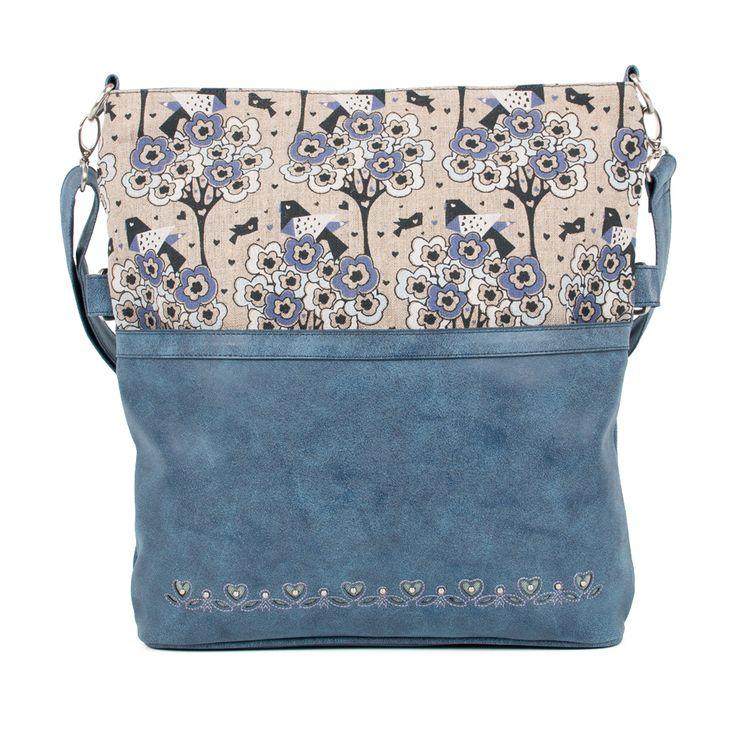 Fold Over Bag - Zen