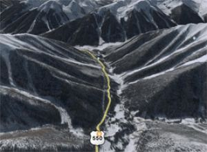 How To Use Google Earth to Show and Share GPS Routes and Tracks: GPS Track