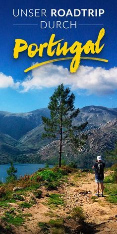Zwei Wochen auf Portugals Stränden, Straßen und Campingplätzen beginnen! Von Faro an der Algarve bis an die Nördliche Grenze zu Spanien. Über Lissabon, Porto, Nazare und vielen weitere wunderschöne Orte. #Roadtrip #Portugal #Reiseblogger #ronnyrakete