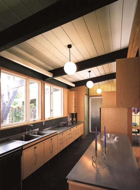 Eichler kitchen i simple love eichler homes