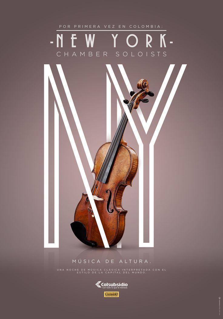 New York Chamber Soloists estará por primera vez en Colombia interpretando las obras más representativas de la música clásica con el estilo de la capital del mundo.