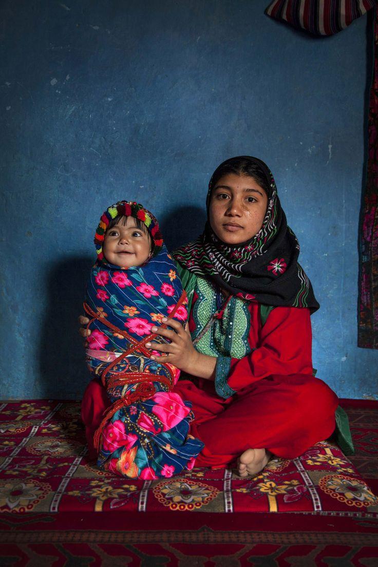 Gypsies camp in Mazar-e-Sharif (Afghanistan)