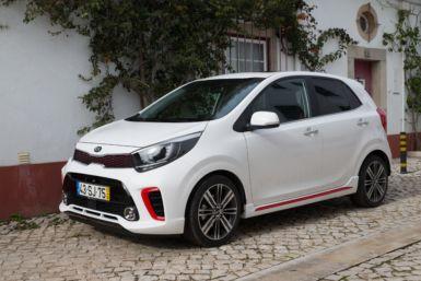 Kia Picanto – Neue Größe Weil Autos einfach Spaß machen!