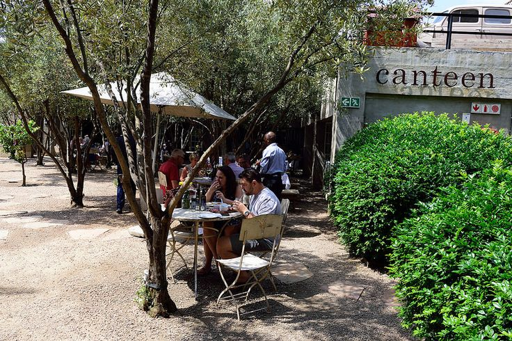 Canteen, Maboneng, Johannesburg, Gauteng, South Africa | by South African Tourism