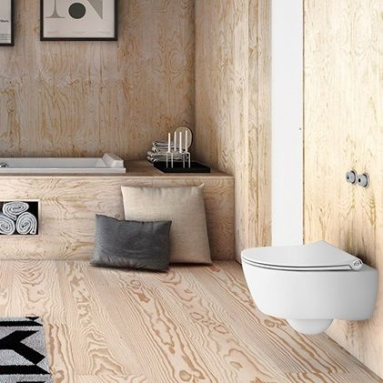 Pressalit Sway Toilet seat. With its well-composed lines, SWAY D2 demonstrates how slimness and self-assurance can work together. Spoil yourself with a seat that is the perfect match for your stylish lifestyle.    #pressalit #seats #toiletseats #danishdesign #bathroom #bathroomdesign #bathroomideas #design  #designideas