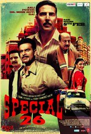 Special 26 Full Movie Online. A gang of con-men rob prominent rich businessmen and politicians by posing as C.B.I and income tax officers.