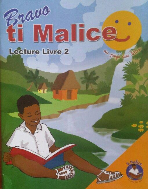 Livre pour apprendre à lire en 2ème année pour Haiti