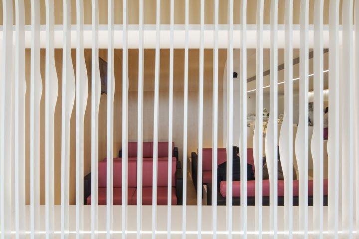 Новаторский дизайн интерьера булочной-пекарни, Португалия