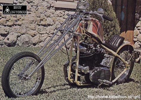 Classic Choppers | Chopper motorcycle, Choppers and Bobbers