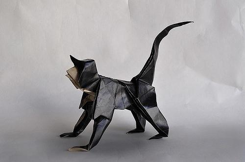 Vientos de guerra - Página 2 9dfcd4999648979b38c82960c040bf50--cat-art-origami