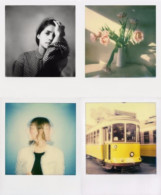 1000 Ideas About New Polaroid Camera On Pinterest White