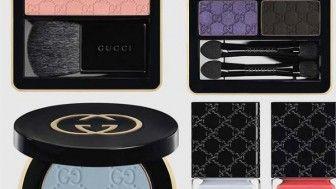 Gucci İlkbahar / Yaz 2017 Makyaj Koleksiyonu