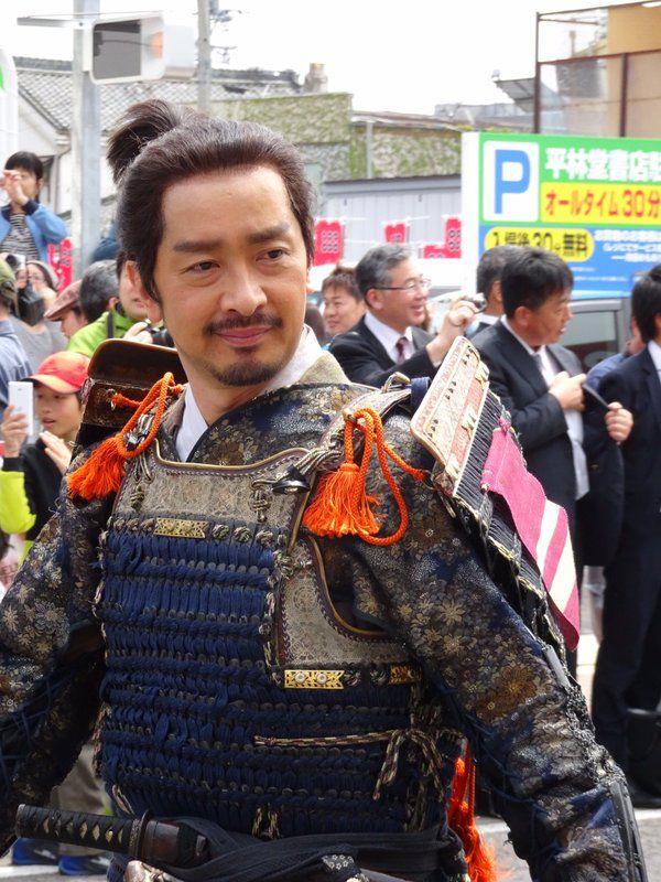 まぎろびこ @masaumauma  旦那さんの撮った画像② 叔父上 #上田真田まつり
