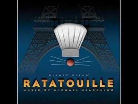 Le Festin- Camille (Ratatouille Soundtrack) - YouTube