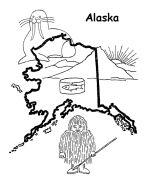 18 best Alaska Coloring Pages images on Pinterest