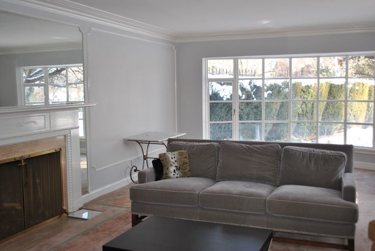 Stonington Gray Awesome Grey Stonington Grey By Benjamin Moore For The Home Living Room