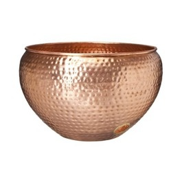 copper hose bowl