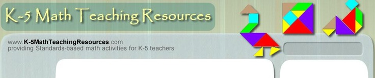 K - 5 math resources for common core lessons
