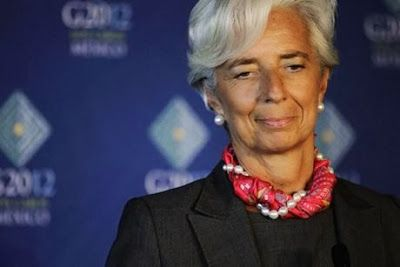 Christine Lagarde's power pearls