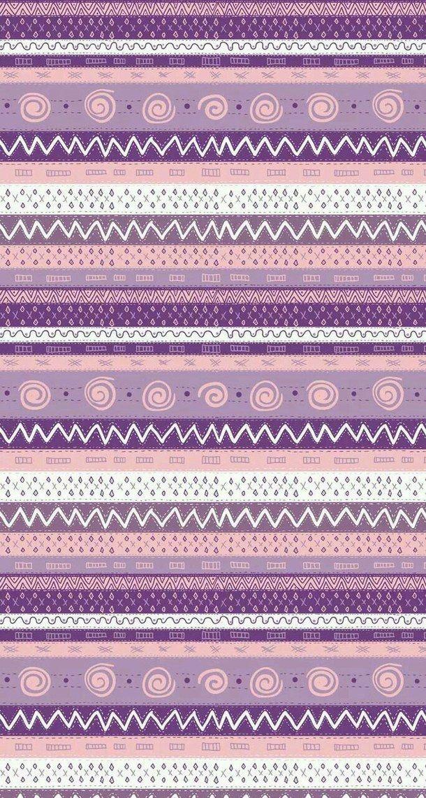 фон, мило, узор, розовый, фиолетовый, племенный узор, обои