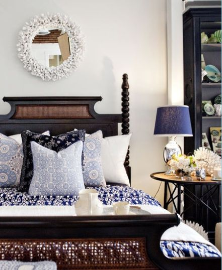 17 Best Ideas About British Colonial Bedroom On Pinterest Blue White Bedrooms Monogram