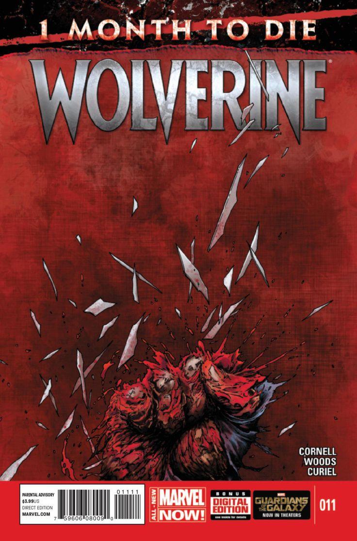 Marvel - Wolverine (Vol. 5 2014) #11 1st Print