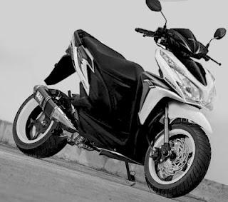 Spek Modif Honda Vario 125 PGM-FI 2012 - MODIFIKASI MOTOR MOBIL SPESIFIKASI VARIASI