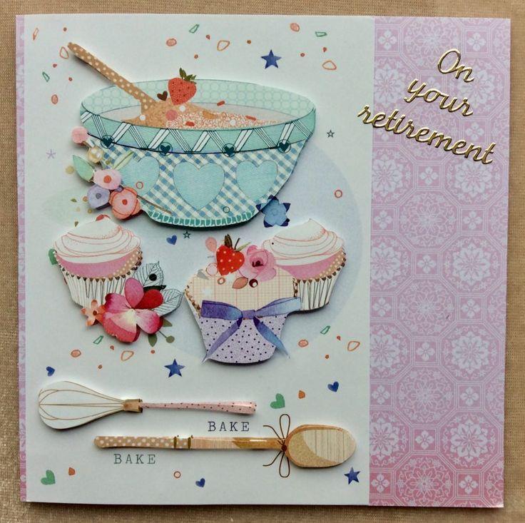 Homemade Retirement Cards - Teacher Retirement Card Idea ... |Handmade Retirement Cards