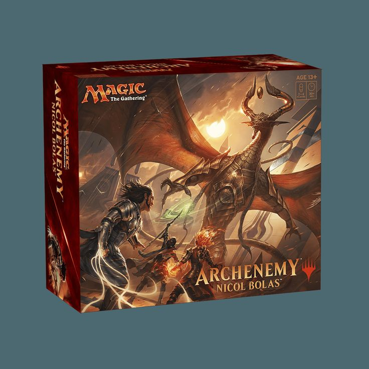 Magic the Gathering Archenemy: Nicol Bolas PRESALE