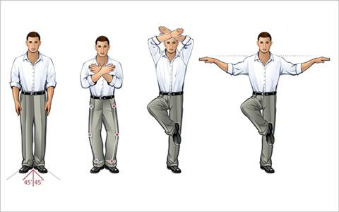 A sweat-free, stress-busting qigong routine to get your body moving over the lunch hour.