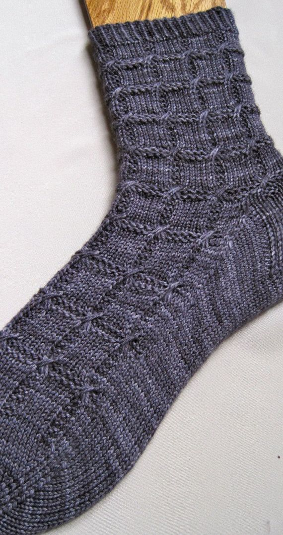 Cable Knit Socks Pattern : 240 best images about crochet & knitting on Pinterest Free pattern, Yar...
