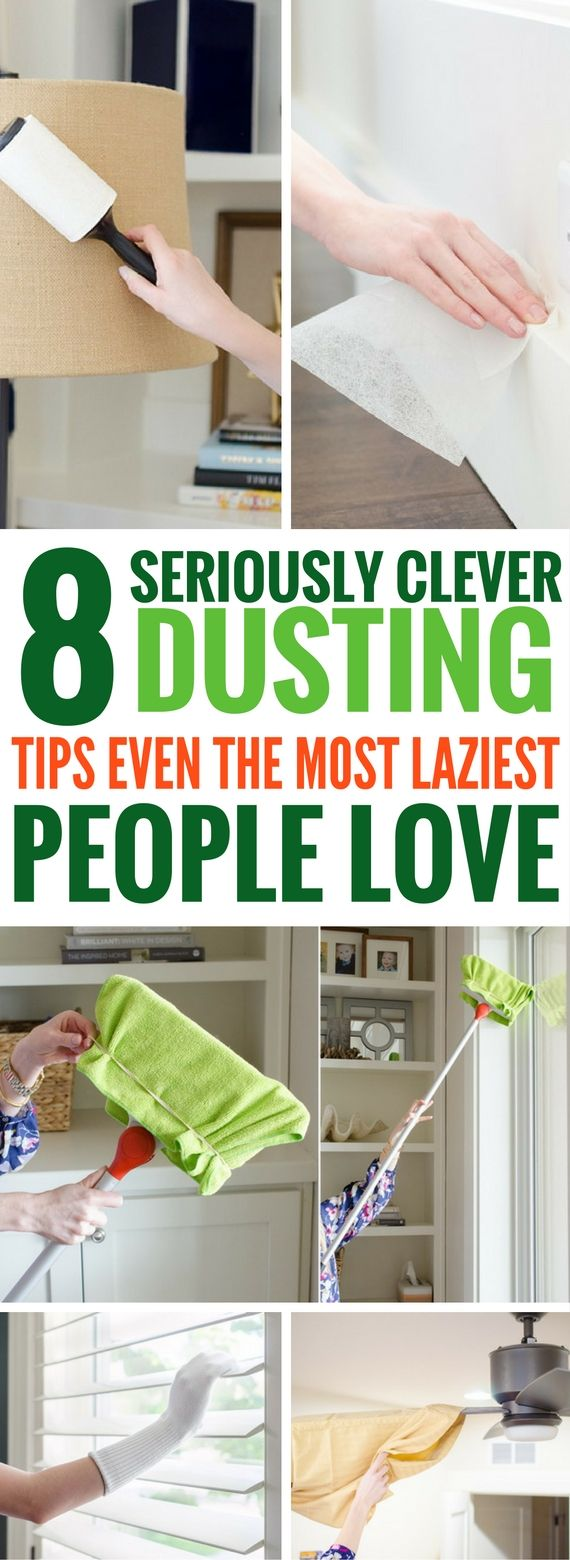 8 Incredibly Easy Ways To Dust Your Home   Craftsonfire   House ...