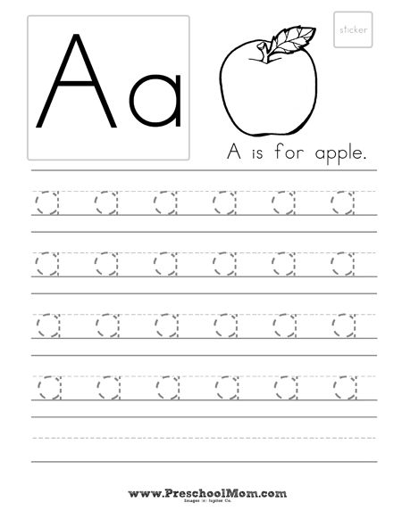 free preschool handwriting worksheets learning pinterest handwriting worksheets preschool. Black Bedroom Furniture Sets. Home Design Ideas
