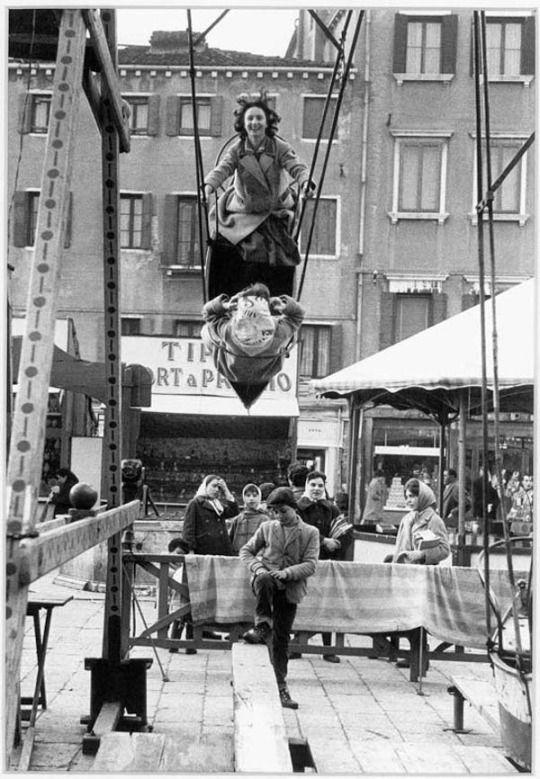 Gianni Berengo Gardin Venezia (1958)