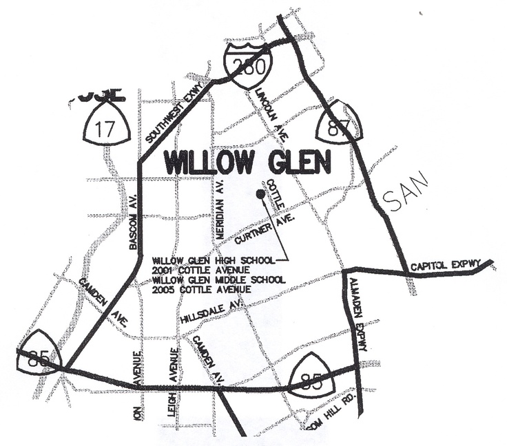 Willow Glen Apartments: I Would Live In Willow Glen
