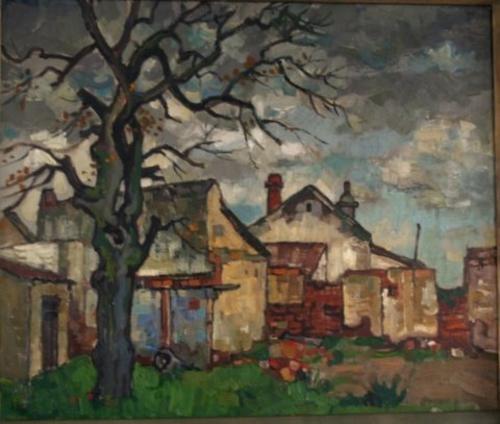 Mowbray - gregoire boonzaaier 1951